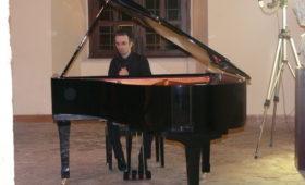 Andrea Bacchetti Piano Solo